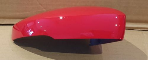 VW UP 2016 ONWARDS DRIVER SIDE WING MIRROR COVER IN FLASH RED